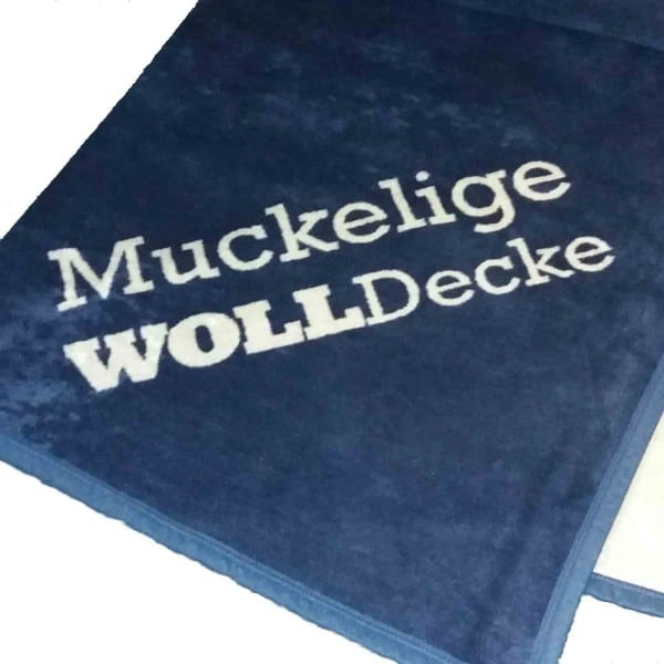 Sauerländer WOLL-Decke
